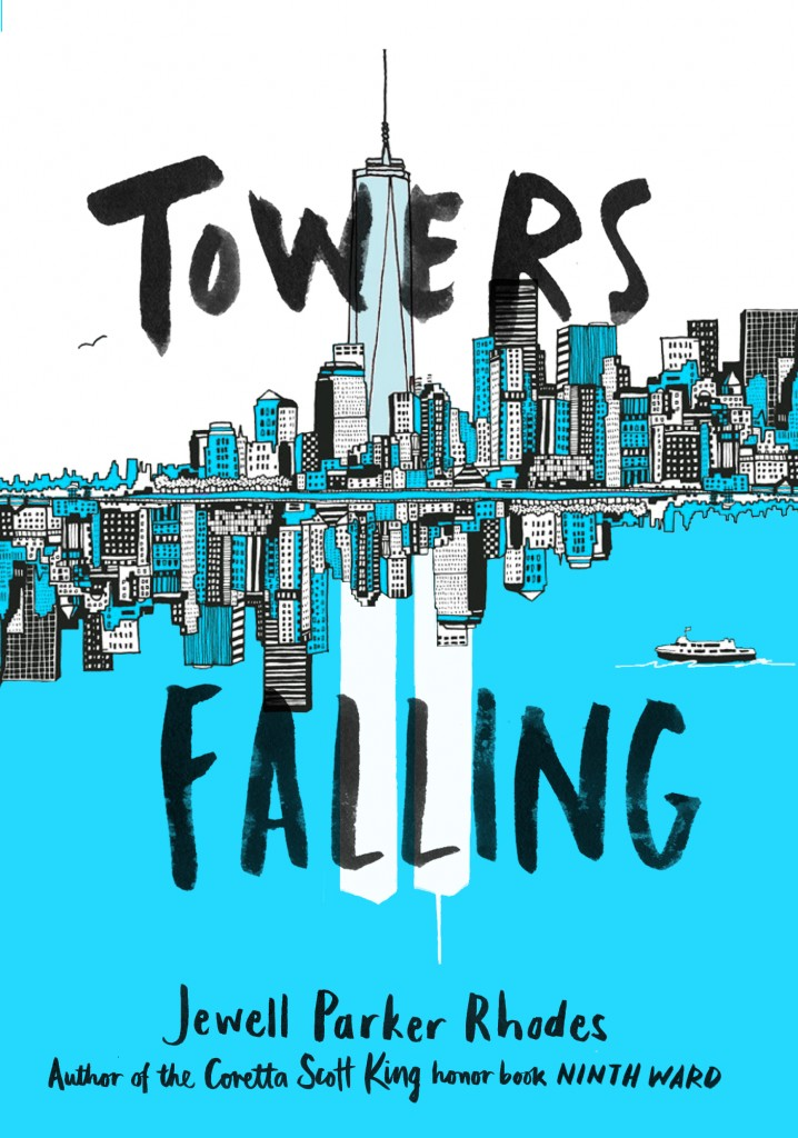 Towers Falling Cover