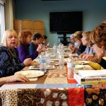 Whitehall Public Library''s Cookbook Club delves into Katie Workman 's DINNER SOLVED
