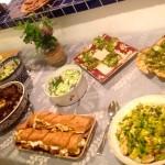 Club dinner at Sage Gourmet