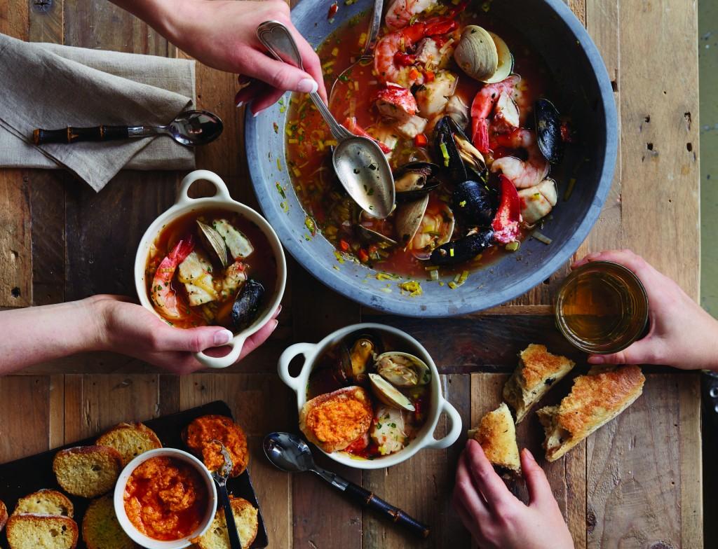 Soup Swap_Provencal-Style Fish Soup